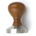 Tamper Maner Lemn - 58.4 mm