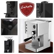 Kit Home Barista: Espressor DB1 + Rasnita Eureka Mignon
