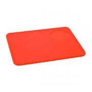 Rubber Tamper Base - Orange