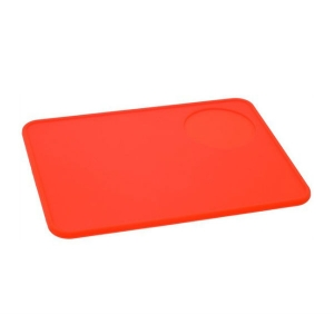 Rubber Tamper Base - Orange