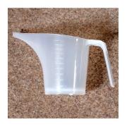Cana Pentru Masurat cu Cioc - Plastic - 1L