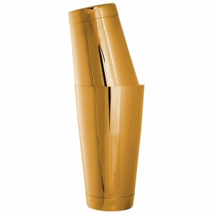 Ginza Premium Weighted Cup+Can - Gold