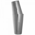 Ginza Premium Weighted Cup+Can - Silver