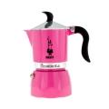 Bialetti Fiammetta Fluo 3tz Pink