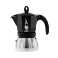 Moka Pot - Bialetti Moka Induction 6tz - Negru