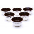 Cupping Bowl Pro White