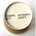 Pahare To Go 8 OZ - 200/250ml - Ripple Brown - 25buc/set