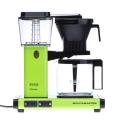 Cafetiera MOCCAMASTER KBG 741 AO - Fresh Green