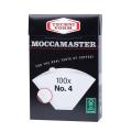 Filtre MOCCAMASTER Nr.4 - 100buc/set
