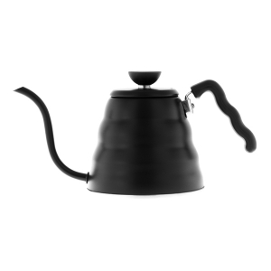 HARIO V60 Coffee drip kettle 'Buono' 1,2L - Black