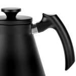 HARIO V60 Coffee drip kettle 'Fit' 1200ml Black