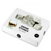 Whiskey Stones set de 9 buc - Premium Granit