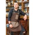Sort Barman/Barista - Tercot/Bumbac + Piele N...