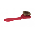 Maintenance Brush - Red handle