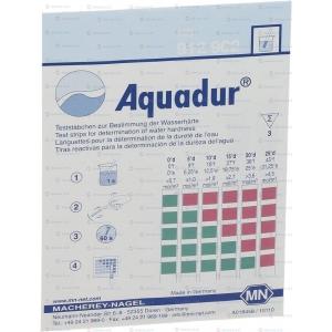 Aquadur - Test de analiză a durității apei