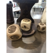 Latte Art Dice