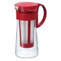 HARIO Coffee Jug w/filter 600ml - Rosu
