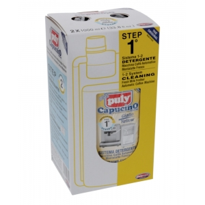 Sanitizing Detergent PULY CAPUCINO - 2x1000ml