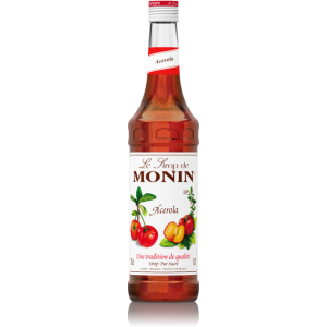 Sirop Monin - Acerola - 0.7L
