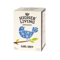 Higher Living Earl Grey - 20 plicuri