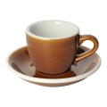 Loveramics Egg - Ceasca Espresso 80 ml - Caramel