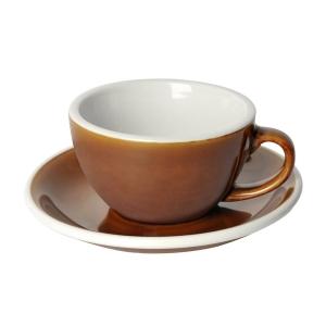Loveramics Egg - Ceasca Cappuccino 200 ml - Caramel