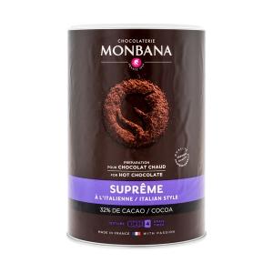 Ciocolata Calda - Monbana Hot Supreme Chocolate - 1kg