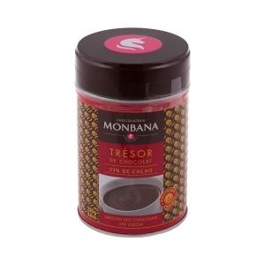 Ciocolata Calda - Monbana Tresor Chocolate Powder - 250g