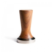 The Statesman Tamp - Walnut - 58.5mm