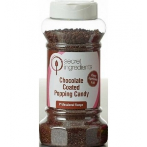 Chocolate Popping Candy - Secret Ingredients - 630g