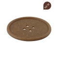 D001W - Drink Coaster - Suport Pahar - Button...
