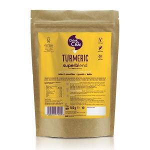 Drink Me - Chai Turmeric Curcuma Superblend 500g