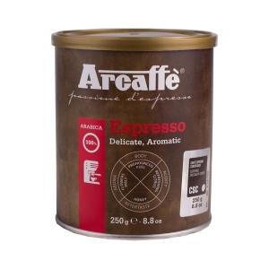 Arcaffe Espresso 100% Arabica - Cafea Macinata 250gr