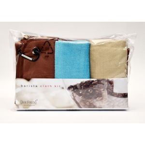 Barista Cloth Set - 4buc - Joe Frex