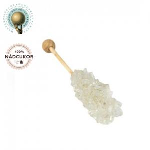 Zahar candel alb - Scurt - 100buc / cutie - AMBALAT INDIVIDUAL