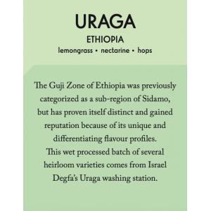 Casino Mocca - Ethiopia - Uraga - 200g - FILTRU