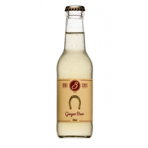 Three Cents Ginger Beer 200ml X 24 - BAX