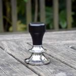 Tamper Autonivelant 58.5 mm - Inox and Black