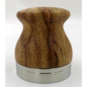Palm Tamper 57.5mm - Wood