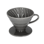 Hario V60-02 Ceramic Coffee Dripper Gray