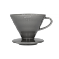 Hario V60-02 Ceramic Coffee Dripper Gray