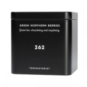 Teministeriet - 262 Green Northern Berries - Loose Tea 100g