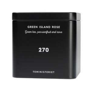 Teministeriet - 270 Green Island Rose - Loose Tea 100g