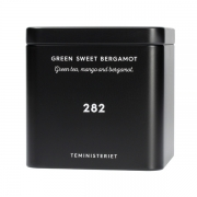 Teministeriet - 282 Green Sweet Bergamot - Loose Tea 100g