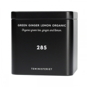 Teministeriet - 285 Green Ginger Lemon Organic - Loose Tea 100g