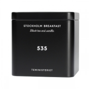 Teministeriet - 535 Stockholm Breakfast - Loose Tea 100g