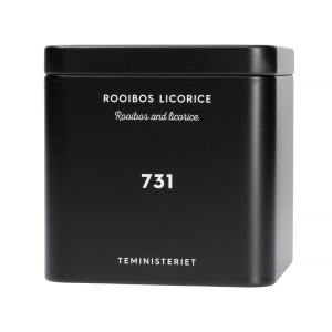 Teministeriet - 731 Rooibos Licorice - Loose Tea 100g