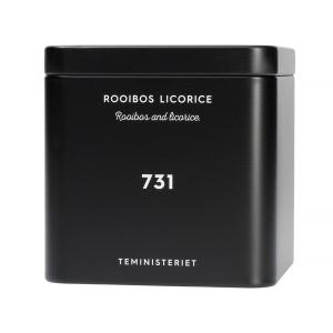 Teministeriet - 731 Rooibos Licorice - Loose Tea 100g