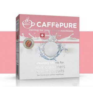 CAFFéPURE - Cleaning Tablets for Milk Containers and Milk Circuits