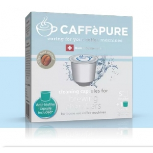 CAFFéPURE - Cleaning & Anti-biofilm Capsules